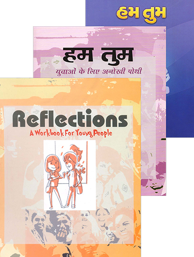 Reflections- A Workbook for Adolescents