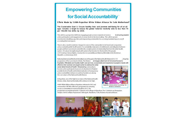 Empowering Communities for Social Reponsibility
