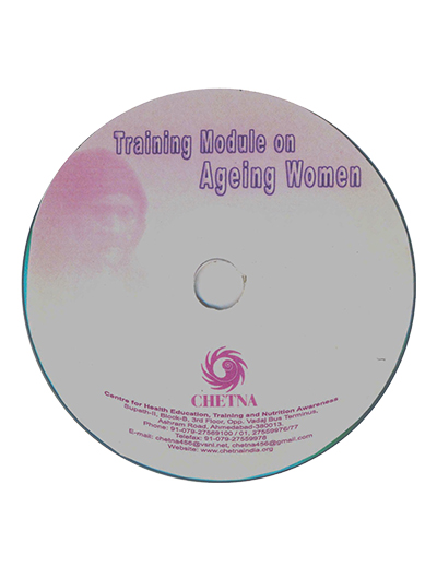 Training Modules on Ageing Women (e-book)