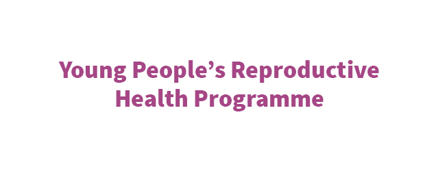 Young People's Reproductive Health Programme