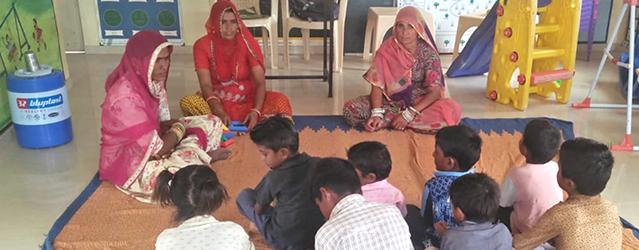 Strengthening Nandghars